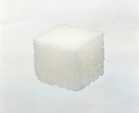 APPROXIMATE METRIC LENGTH- SUGAR CUBE<br />