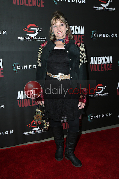 "Nikki Pelley<br /> at the ""American Violence"" World Premiere, Egyptian Theater, Hollywood, CA 01-25-17<br /> David Edwards/DailyCeleb.com 818-249-4998"
