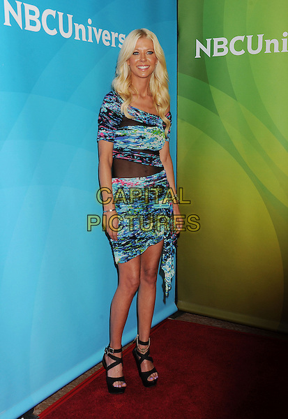 BEVERLY HILLS, CA- JULY 14: Actress Tara Reid attends the 2014 Television Critics Association Summer Press Tour - NBCUniversal - Day 2 held at the Beverly Hilton Hotel on July 14, 2014 in Beverly Hills, California.<br /> CAP/ROT/TM<br /> &copy;Tony Michaels/Roth Stock/Capital Pictures