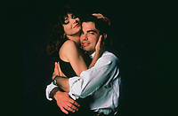 Sex, Lies, and Videotape (1989) <br /> Peter Gallagher &amp; Laura San Giacomo<br /> *Filmstill - Editorial Use Only*<br /> CAP/MFS<br /> Image supplied by Capital Pictures