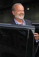 NEW YORK CITY, NY - August 20, 2012: Kelsey Grammer at The Ed Sullivan Theater for an appearance on Late Show With David Letterman in New York City. © RW/MediaPunch Inc. /NortePhoto.com<br />