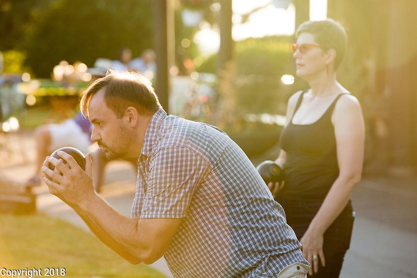 Lawn Bowling, Jefferson Park