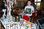 Craft Fair: Attending the craft fair at the Seanchai Centre in Listowel on Sunday last was Padraig Kennelly, Six Crosses, Listowel.