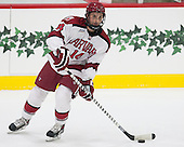 Alexander Kerfoot (Harvard - 14) - The Harvard University Crimson tied the visiting Dartmouth College Big Green 3-3 in both team's first game of the season on Saturday, November 1, 2014, at Bright-Landry Hockey Center in Cambridge, Massachusetts.
