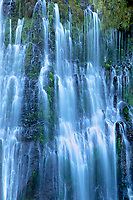 795753007 detail view of the falls at burney falls in mcarthur burney state park california