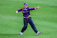Picture by Harry Whitehead/SWpix.com - 02/05/2014 - T20 County Cricket - Yorkshire Vikings 2nd XI v Lancashire Lightining 2nd XI - Headingley Stadium, Leeds, Yorkshire, England - Ben Coad