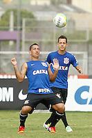 TREINO CORINTHIANS - SAO PAULO, 21 DE JANEIRO DE 2014 -  O jogador Ralf durante o treino de hoje,  no Ct. Dr. Joaquim grava, na zona leste da capital. foto: Paulo Fischer/Brazil Photo Press.