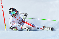 February 16, 2017: Stephanie BRUNNER (AUT) competing in the women's giant slalom event at the FIS Alpine World Ski Championships at St Moritz, Switzerland. Photo Sydney Low