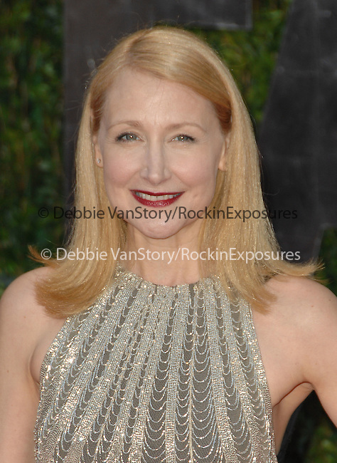 Patricia Clarkson attends The 2010 Vanity Fair Oscar Party held at The Sunset Tower Hotel in West Hollywood, California on March 07,2010                                                                                       © 2010 DVS / RockinExposures..