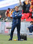 Bradford's Stuart McCall looks on during the League One Play-Off Final match at Wembley Stadium, London. Picture date: May 20th, 2017. Pic credit should read: David Klein/Sportimage