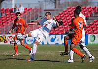 NC State Soccer vs Virginia Tech, November 5, 2012