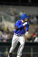 ***Temporary Unedited Reference File***Midland RockHounds designated hitter Viosergy Rosa (34) during a game against the San Antonio Missions on April 21, 2016 at Nelson W. Wolff Municipal Stadium in San Antonio, Texas.  Midland defeated San Antonio 9-2.  (Mike Janes/Four Seam Images)