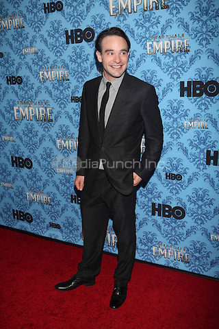 NEW YORK, NY - SEPTEMBER 05: Charlie Cox attends HBO's 'Boardwalk Empire' Season Three New York Premiere at Ziegfeld Theater on September 5, 2012 in New York City. © Diego Corredor/MediaPunch Inc.