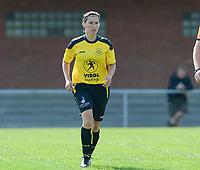DVK Egem - Club Brugge Dames B :  Lies Van Hamme<br /> Foto David Catry | VDB | Bart Vandenbroucke