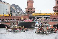 2018/08/15 Berlin | Seebruecke | Flashmob