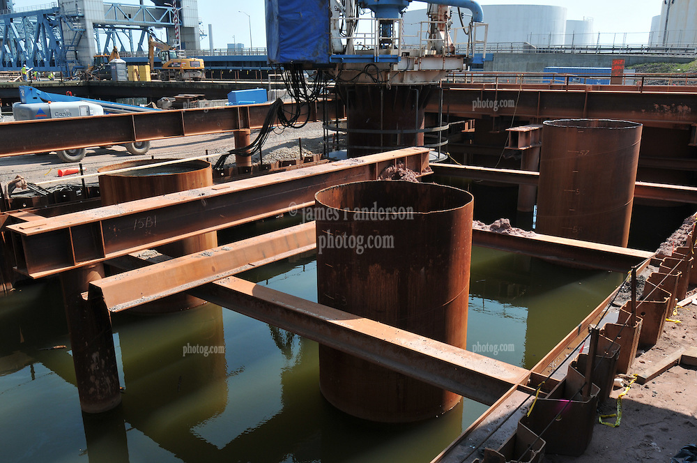Over Water Construction Site | Pearl Harbor Memorial ...
