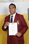 Boys Rugby League Daniel Palavi. ASB College Sport Young Sportperson of the Year Awards 2007 held at Eden Park on November 15th, 2007.