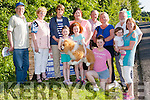 Committee members of Abbeyfeale Town Park launch their annual Town Park Dog Show to be held on Sunday June 12th, John O' Sullivan, Celine McNally, Norma Healy, Cathriona Stack, James Harnett, Geraldine O' Brien  Jim o' Shea &amp; Mary Galvin<br /> also in photo are young dog lovers Eimear &amp; Br&iacute;d Hunt, Ciara Stack &amp; Amelia Galvin.<br /> The biggest and best Fun Dog Show in Munster in Abbeyfeale Town Park. Judging in 12 classes along with many other side events including, guess the name of the puppy, great raffle and lots more rosettes this year. Refreshments available on site. A great day as usual for all the family. This event is a fundraiser for the upkeep of the beautiful town park . Please come along on Sunday 12th. starting at 2pm.
