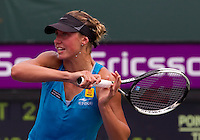 Yanina WICKMAYER (BEL) against Elena BALTaCHA (GBR) in the second round of the women's singles. Wickmayer beat Baltacha 6-1 6-3..International Tennis - 2010 ATP World Tour - Sony Ericsson Open - Crandon Park Tennis Center - Key Biscayne - Miami - Florida - USA - Thurs  25 Mar 2010..© Frey - Amn Images, Level 1, Barry House, 20-22 Worple Road, London, SW19 4DH, UK .Tel - +44 20 8947 0100.Fax -+44 20 8947 0117