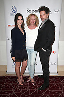 10 July 2019 - West Hollywood, California - Vanessa Marano, Virginia Madsen, Nick Holmes. The Makers of Sylvania host a Mamarazzi event held at The London Hotel. Photo Credit: Faye Sadou/AdMedia