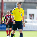 Referee Craig Thomson.