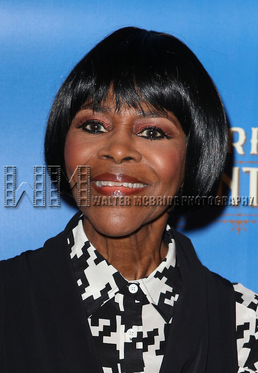 Cicely Tyson attending the Meet & Greet the cast of 'The Trip To Bountiful' at Sardi's Restaurant in New York City on 3/11/2013