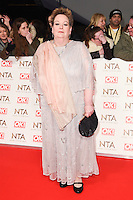 Anne Hegarty at the National TV Awards 2017 held at the O2 Arena, Greenwich, London. <br /> 25th January  2017<br /> Picture: Steve Vas/Featureflash/SilverHub 0208 004 5359 sales@silverhubmedia.com
