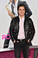 LOS ANGELES, CA. February 11, 2019: Jake T. Austin at the premiere of &quot;Isn't It Romantic&quot; at The Theatre at Ace Hotel.<br /> Picture: Paul Smith/Featureflash