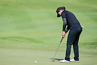 Lindy Duncan (USA) watches her putt on 10 during round 1 of  the Volunteers of America Texas Shootout Presented by JTBC, at the Las Colinas Country Club in Irving, Texas, USA. 4/27/2017.<br /> Picture: Golffile | Ken Murray<br /> <br /> <br /> All photo usage must carry mandatory copyright credit (&copy; Golffile | Ken Murray)