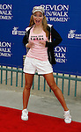 LOS ANGELES, CA. - May 09: Lorielle New arrives at the 16th Annual EIF Revlon Run/Walk For Women at the Los Angeles Memorial Coliseum on May 9, 2009 in Los Angeles, California.