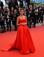 "CANNES, FRANCE. May 22, 2019: Lala Rudge  at the gala premiere for ""Oh Mercy!"" at the Festival de Cannes.<br /> Picture: Paul Smith / Featureflash"
