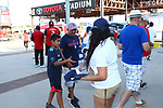 FRISCO TX - AUGUST 25:  FCD Dallas v Houston Dynamo at Toyota Stadium  in Frisco on August 25, 2019 in Frisco, Texas. (Photo by Rick Yeatts)