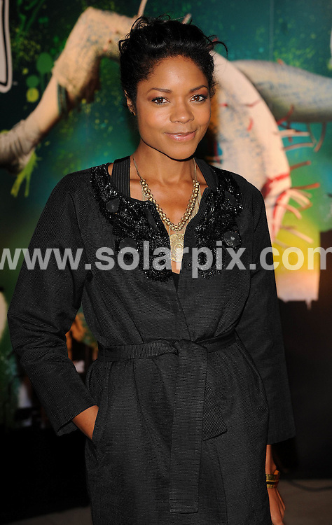 **ALL ROUND PICTURES FROM SOLARPIX.COM**.**WORLDWIDE SYNDICATION RIGHTS**.premiere of the new Cirque Du Soleil 'Quidam' show, held at the Royal Albert Hall, London, UK. 7th January 2009..This pic: Naomie Harris..JOB REF: 8203 SSD     DATE: 07_01_2009.**MUST CREDIT SOLARPIX.COM OR DOUBLE FEE WILL BE CHARGED* *UNDER NO CIRCUMSTANCES IS THIS IMAGE TO BE REPRODUCED FOR ANY ONLINE EDITION WITHOUT PRIOR PERMISSION*