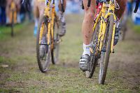 Koppenbergcross 2013<br /> <br /> yellow Ridleys