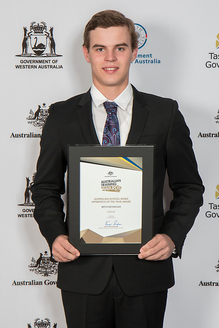 Department of Education 2017 Australian Training Awards presentation dinner event at the National Convention Centre Canberra Thursday 23rd November 2017.