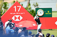 SINGAPORE - MARCH 03: Eun-Hee Ji of South Korea on the 17th tee during the final round of the HSBC Women's World Championship 2019 at Sentosa Golf Club - Tanjong Course, Singapore on March 03, 2019.<br /> .<br /> .<br /> .<br /> (Photo by: Naratip Golf Srisupab/SEALs Sports Images)<br /> .<br /> Any image use must include a mandatory credit line adjacent to the content which should read: Naratip Golf Srisupab/SEALs Sports Images