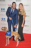 Graziano Di Prima and Giada Lini at the Battersea Dogs &amp; Cats Home Collars &amp; Coats Gala Ball 2018, Battersea Evolution, Battersea Park, London, England, UK, on Thursday 01 November 2018.<br /> CAP/CAN<br /> &copy;CAN/Capital Pictures