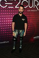 HOLLYWOOD, CA - DECEMBER 1: Viktor Luna, at amfAR Dance2Cure Event at Bardot At Avalon in Hollywood, California on December 1, 2018. <br /> CAP/MPI/FS<br /> &copy;FS/MPI/Capital Pictures