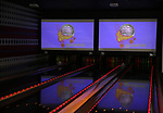 """Atmosphere at the Special Musical Presentation for """"Hit Her WithThe Skates"""" at the Bowlmor Times Square on October 16, 2018 in New York City."""