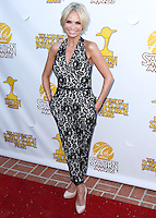 BURBANK, CA, USA - JUNE 26: Actress Kristin Chenoweth arrives at the 40th Annual Saturn Awards held at The Castaway on June 26, 2014 in Burbank, California, United States. (Photo by Xavier Collin/Celebrity Monitor)