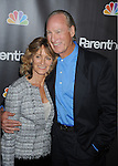 "WEST HOLLYWOOD, CA. - February 22: Craig T. Nelson (R) and wife Doria Cook-Nelson  attend the Los Angeles premiere of ""Parenthood"" at the Directors Guild Theatre on February 22, 2010 in West Hollywood, California."