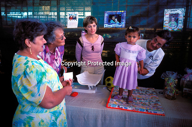 DIPOAFR00049.Culture Afrikaners A baby competition at the Orania Show, a yearly happening in this all white Afrikaner community in Northern Cape , South Africa..Photo: Per-Anders Pettersson/ iAfrika Photos