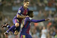 RC CELTA DE VIGO v FC BARCELONA. LA LIGA 2017/2018. ROUND 33.