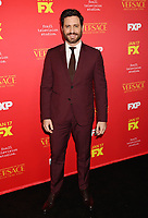 HOLLYWOOD, CA - JANUARY 08: Actor Edgar Ramirez attends the Premiere Of FX's 'The Assassination Of Gianni Versace: American Crime Story' at ArcLight Hollywood on January 8, 2018 in Hollywood, California.<br /> CAP/ROT/TM<br /> &copy;TM/ROT/Capital Pictures