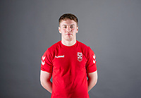 Picture by Allan McKenzie/SWpix.com - 24/04/2018 - Rugby League - RFL EPS Headshots - Village Hotels, Bury, England - Jake Trueman.