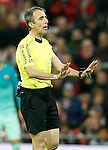 Spanish referee Fernandez Borbalan during Spanish Kings Cup match. January 05,2017. (ALTERPHOTOS/Acero)