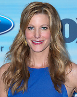 SANTA MONICA, CA, USA - SEPTEMBER 08: Actress Anna Gunn arrives at the 2014 FOX Fall Eco-Casino Party held at The Bungalow on September 8, 2014 in Santa Monica, California, United States. (Photo by Xavier Collin/Celebrity Monitor)