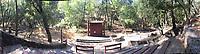 Campground Amphitheater, China Camp State Park, San Rafael, California, US