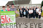 Lyre 5K Fun Run: Pictured to announce the upcoming 5K fun run/walk in aid of Lyrecrompane NS  to be held on Sunday 12th June were Bridget Long, Eilish Lyons, Mary Brosnsn and some of the pupils of Lyrecrompane School.