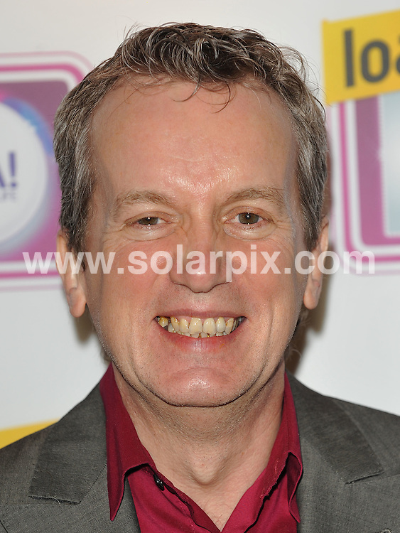 **ALL ROUND PICTURES FROM SOLARPIX.COM**.**WORLDWIDE SYNDICATION RIGHTS**.Inside arrivals at the Loaded LAFTAS 2010.  Held at the Cuckoo Club, Swallow Street, London, UK. 27 January  2010..This pic: Frank Skinner..JOB REF: 10558 SSD     DATE: 27_10_2010.**MUST CREDIT SOLARPIX.COM OR DOUBLE FEE WILL BE CHARGED**.**MUST NOTIFY SOLARPIX OF ONLINE USAGE**.**CALL US ON: +34 952 811 768 or LOW RATE FROM UK 0844 617 7637**